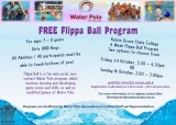 Water Polo QUEENSLAND Flippa Ball Program