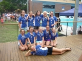 U14 GIRLS WIN STATE CHAMPS